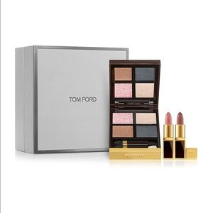 TOM FORD Eye Quad & Deluxe Mini Lip Color Set